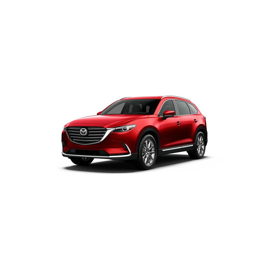 2017 Mazda CX-9 Grand Touring Soul Red