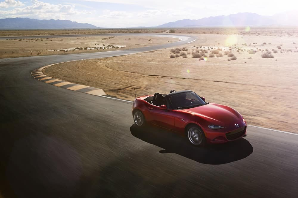 Mazda_MX-5 Miata Trim Levels