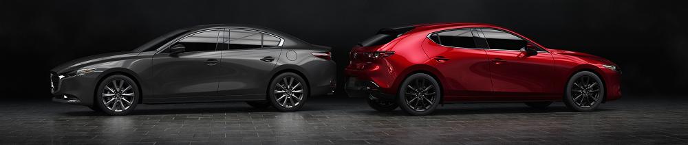 Mazda3 Configurations