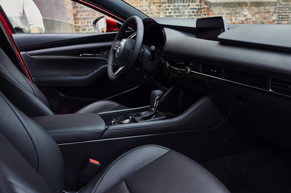 Mazda3 4-Door Interior