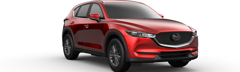 2019 Mazda CX-5 Touring Interior Review