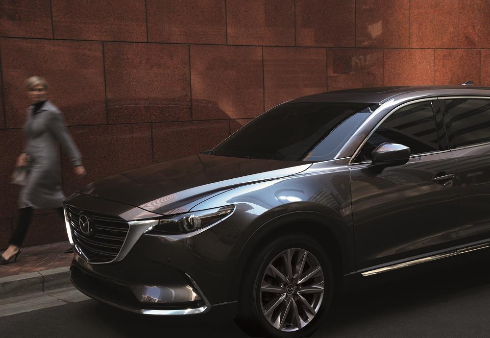Mazda CX-9 Driving Conditions