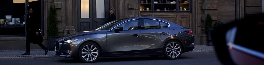 Mazda3 vs Ford Focus