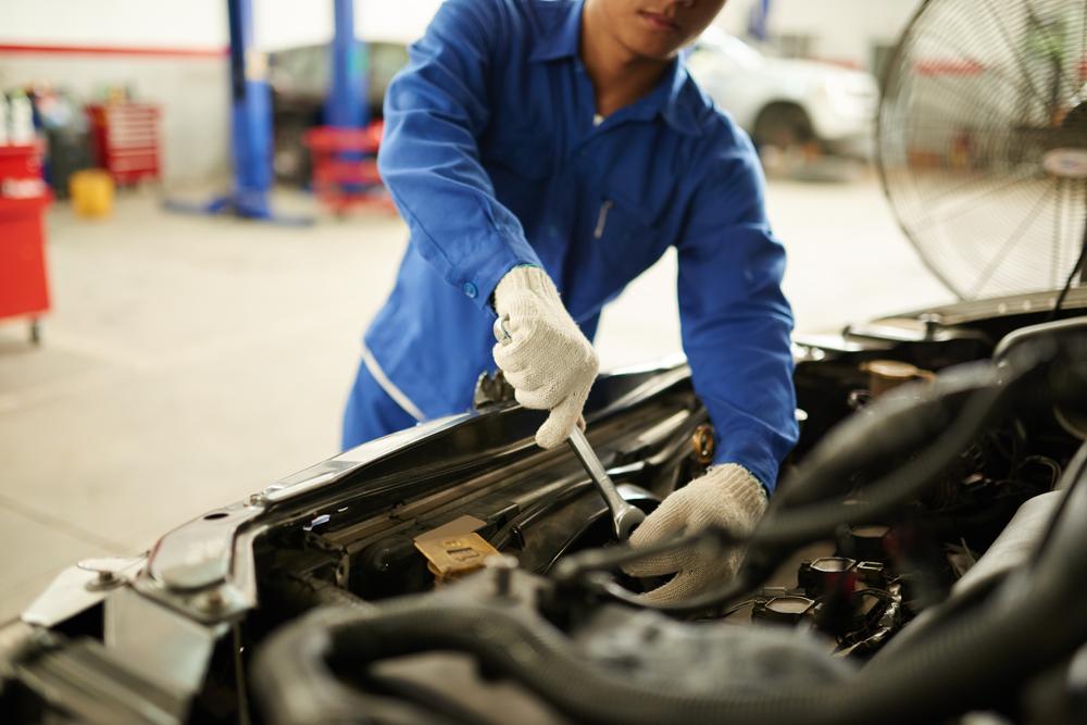 Mazda CX-9 Maintenance