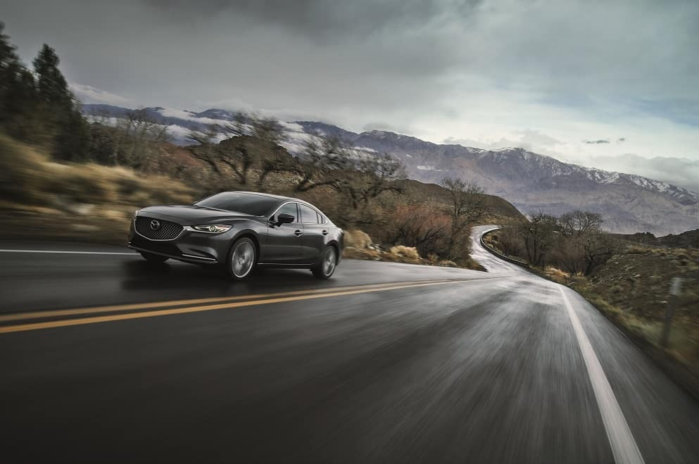 2019 Mazda6 Review