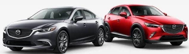 $1,500 Mazda3 Upgrade Reward Program