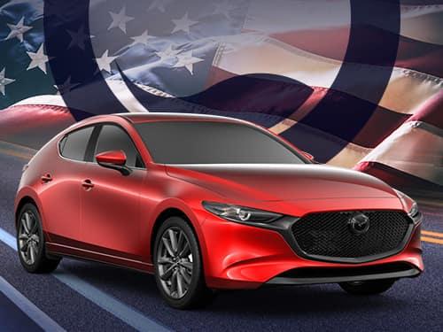 New 2019 Mazda3 FWD Hatchback