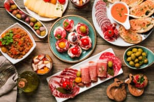 Spanish Tapas at Bulla Gastrobar near Doral, FL
