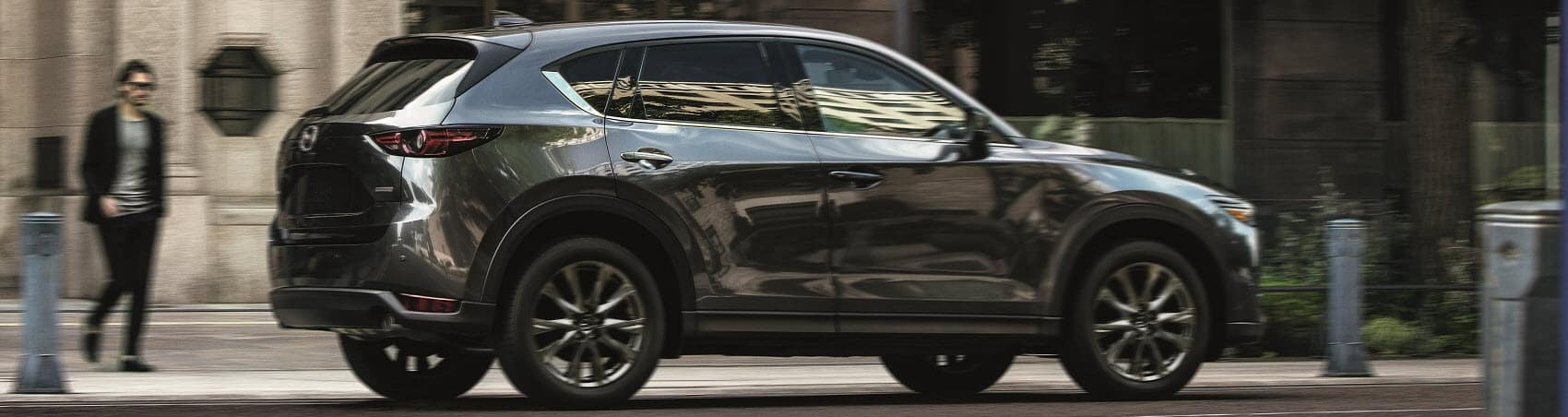 Mazda CX-5 vs Toyota RAV4