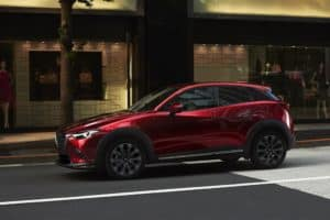 Mazda CX-3 vs Subaru Outback