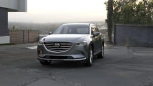 MAZDA CX-9 Safety