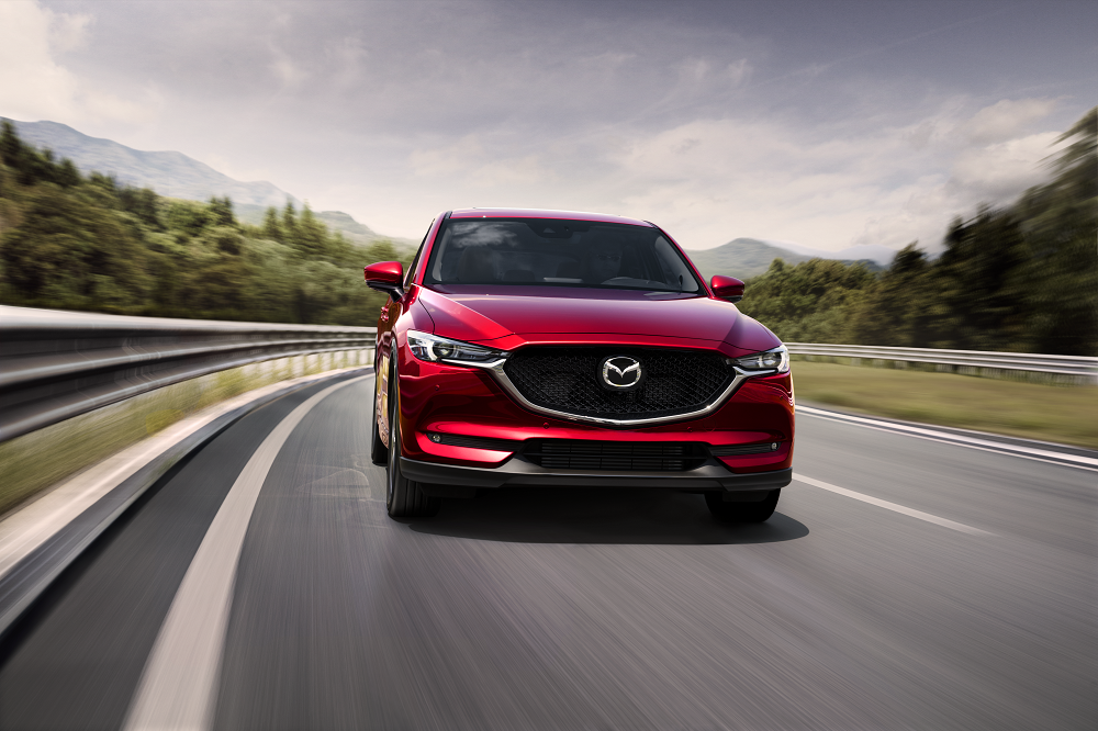 2019 Mazda CX-5 Driving Technology