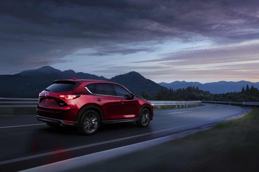 2019 Mazda CX-5 Performance
