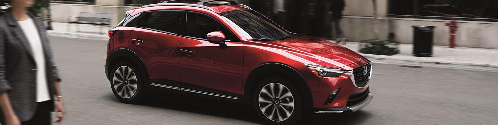 Mazda CX-3 Trim Levels
