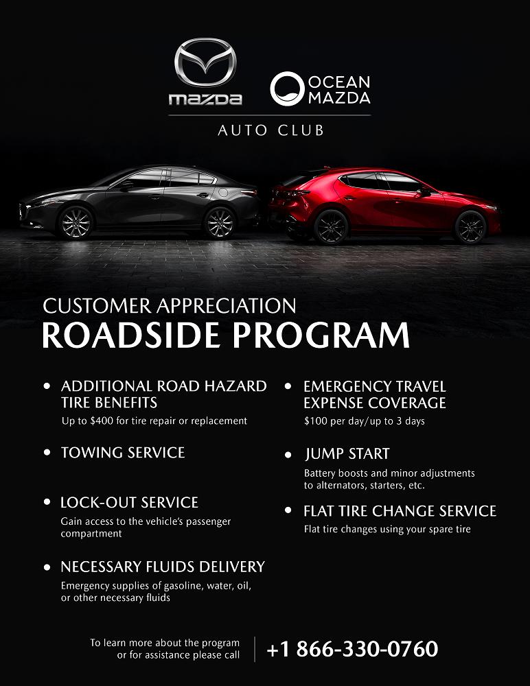 Customer Appreciation Roadside Program