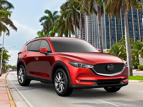 New 2019 Mazda CX-5 Sport & Signature
