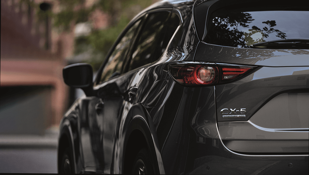 2020 Mazda CX-5 Safety Features