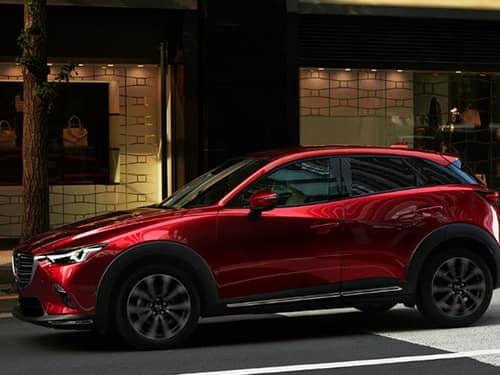 New 2021 Mazda CX-3 Sport AT