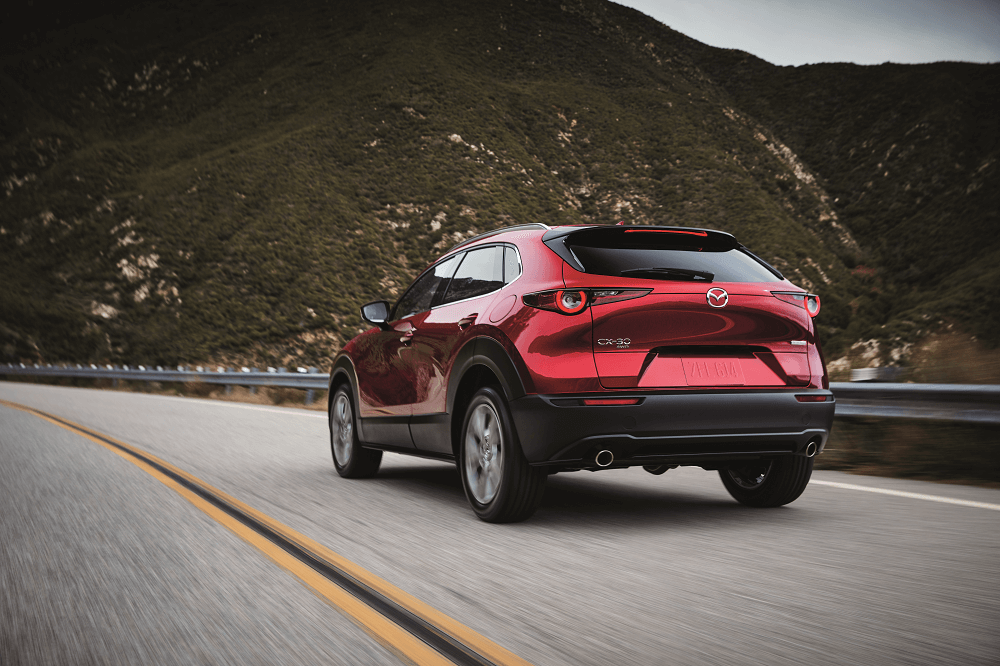 2020 Mazda CX-30 Performance Specs