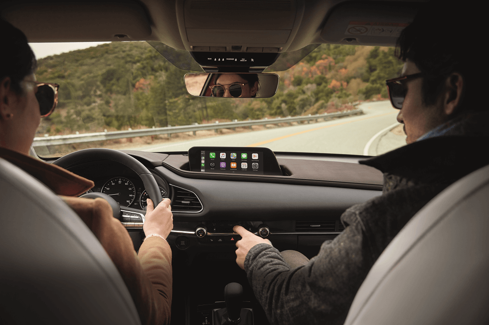 2020 Mazda CX-30 Technology Features
