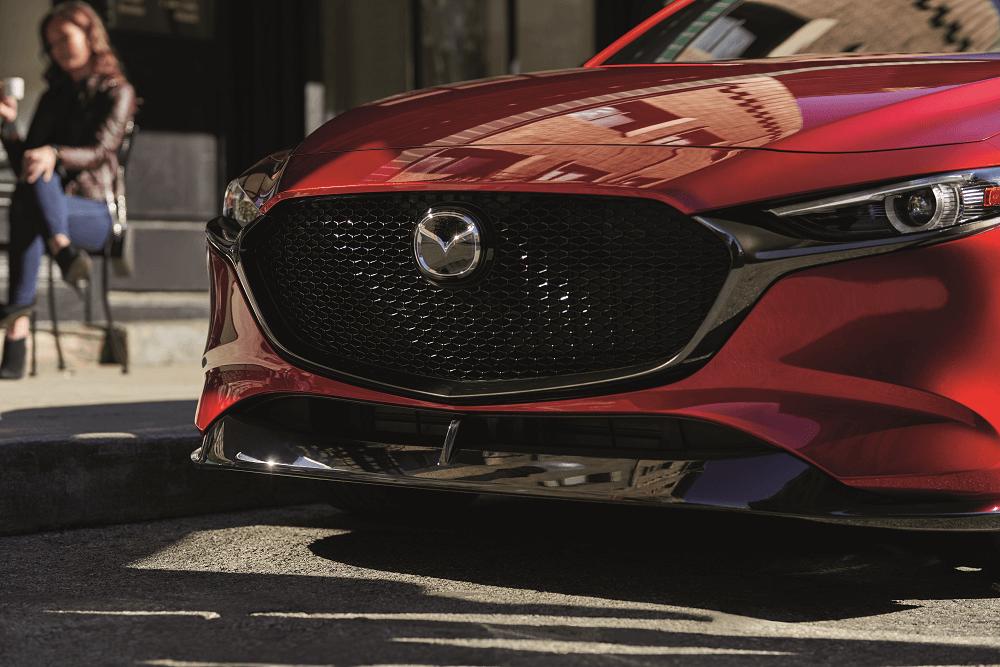 2020 Mazda3 Exterior