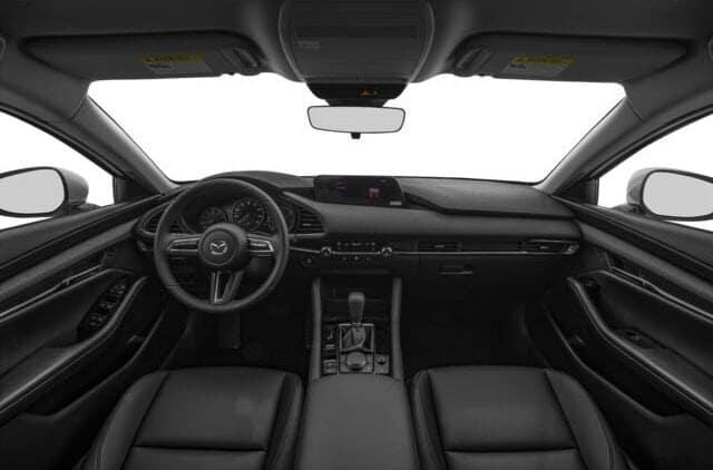 2020 Mazda3 Interior