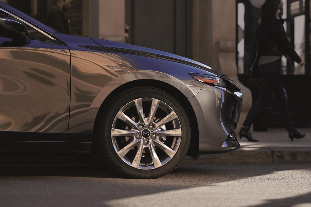 2020 Mazda3 Performance Specs