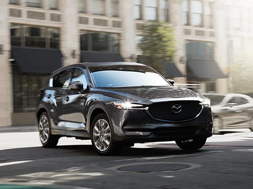 New 2021 Mazda CX-5 Sport AT