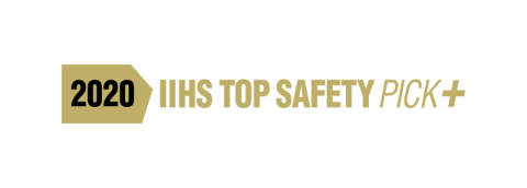 2020 IIHS Top Safety Pick Logo