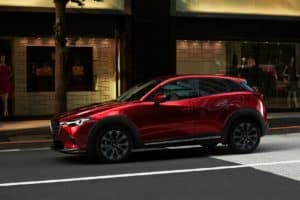 Mazda SUVs Doral FL Exterior