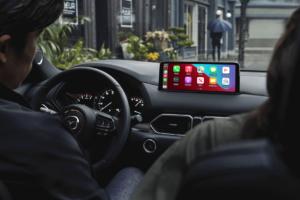 Mazda SUVs Doral FL Dashboard