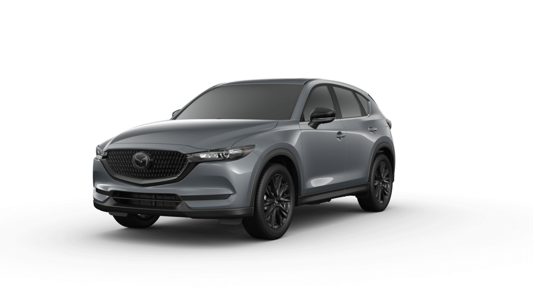 2021 Mazda CX-5 Carbon Edition Turbo Polymetal Gray Ocean Mazda