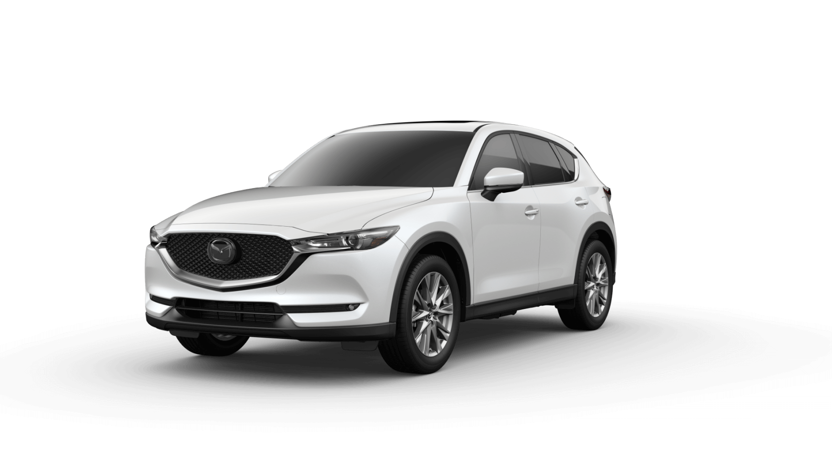 2021 Mazda CX-5 Grand Touring Snowflake White Pearl Ocean Mazda