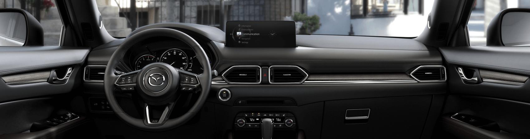2021 Mazda CX-5 Interior Dashboard Tech Ocean Mazda
