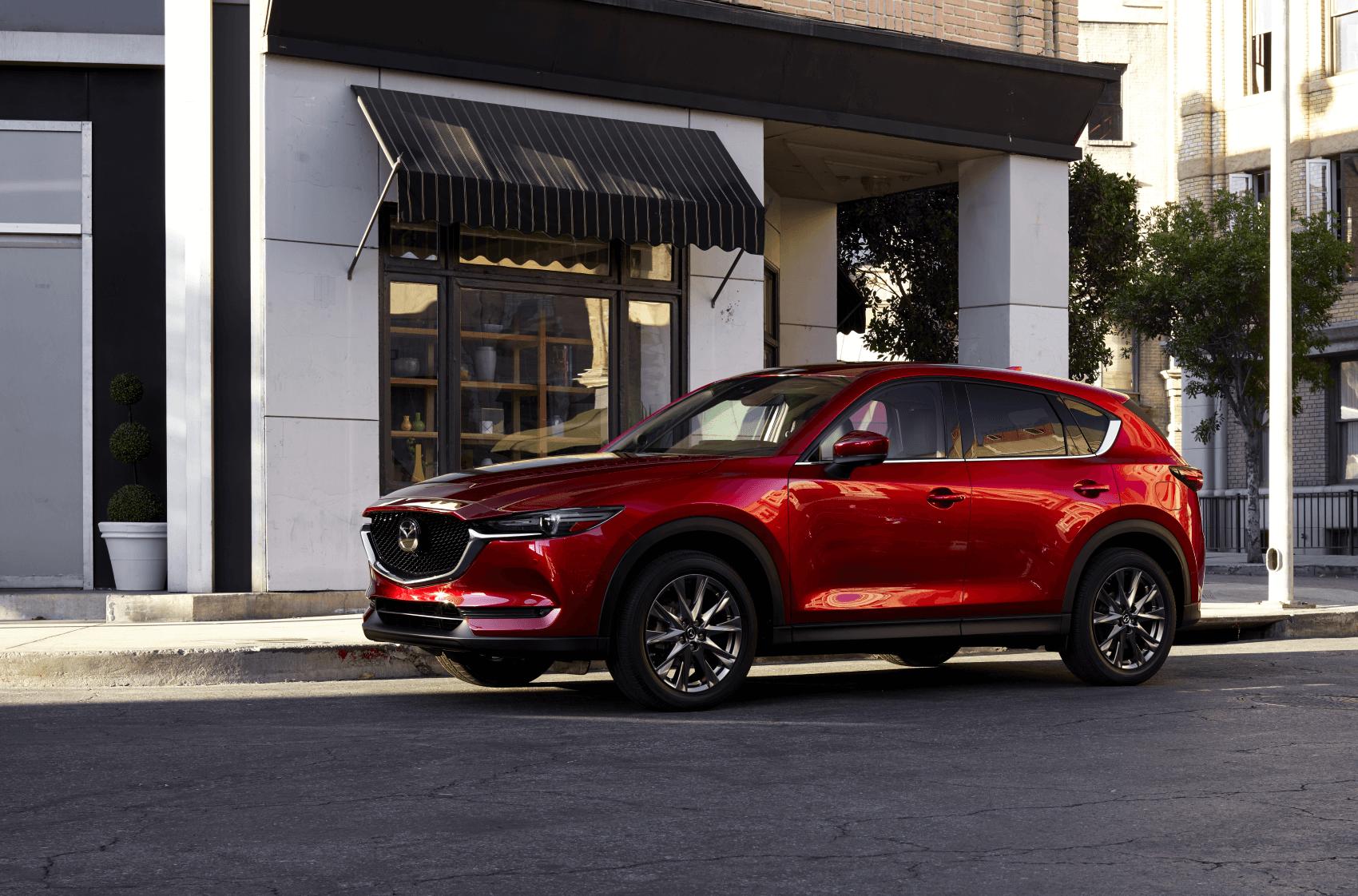 2021 Mazda CX-5 Red City Ocean Mazda