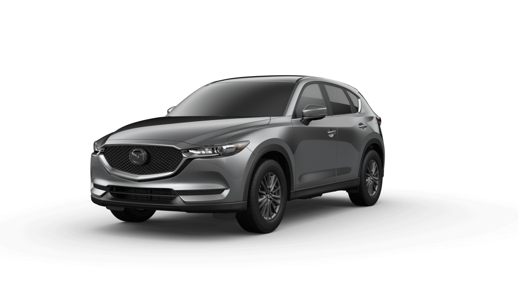 2021 Mazda CX-5 Touring Machine Gray Ocean Mazda
