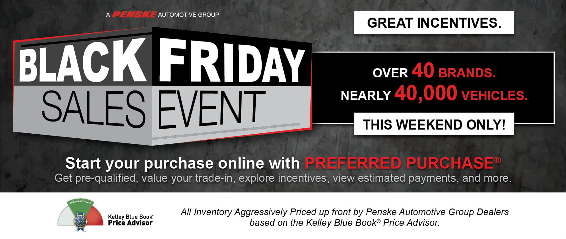 Black Friday - Sale
