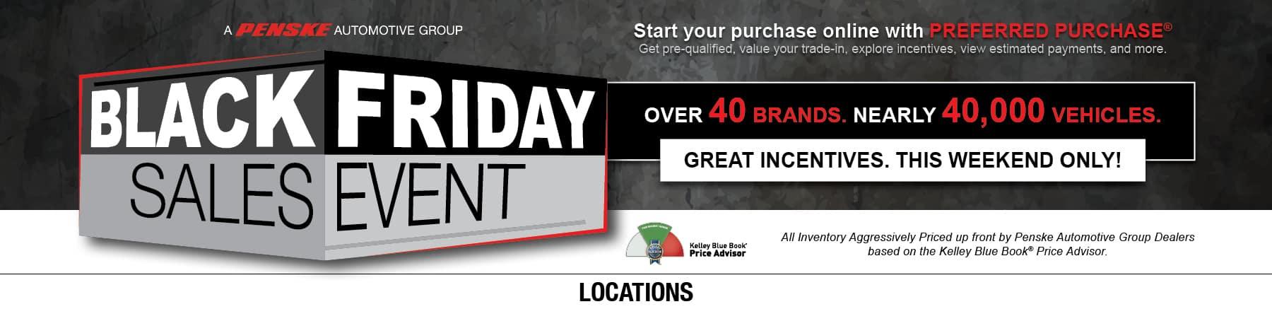 locations black friday