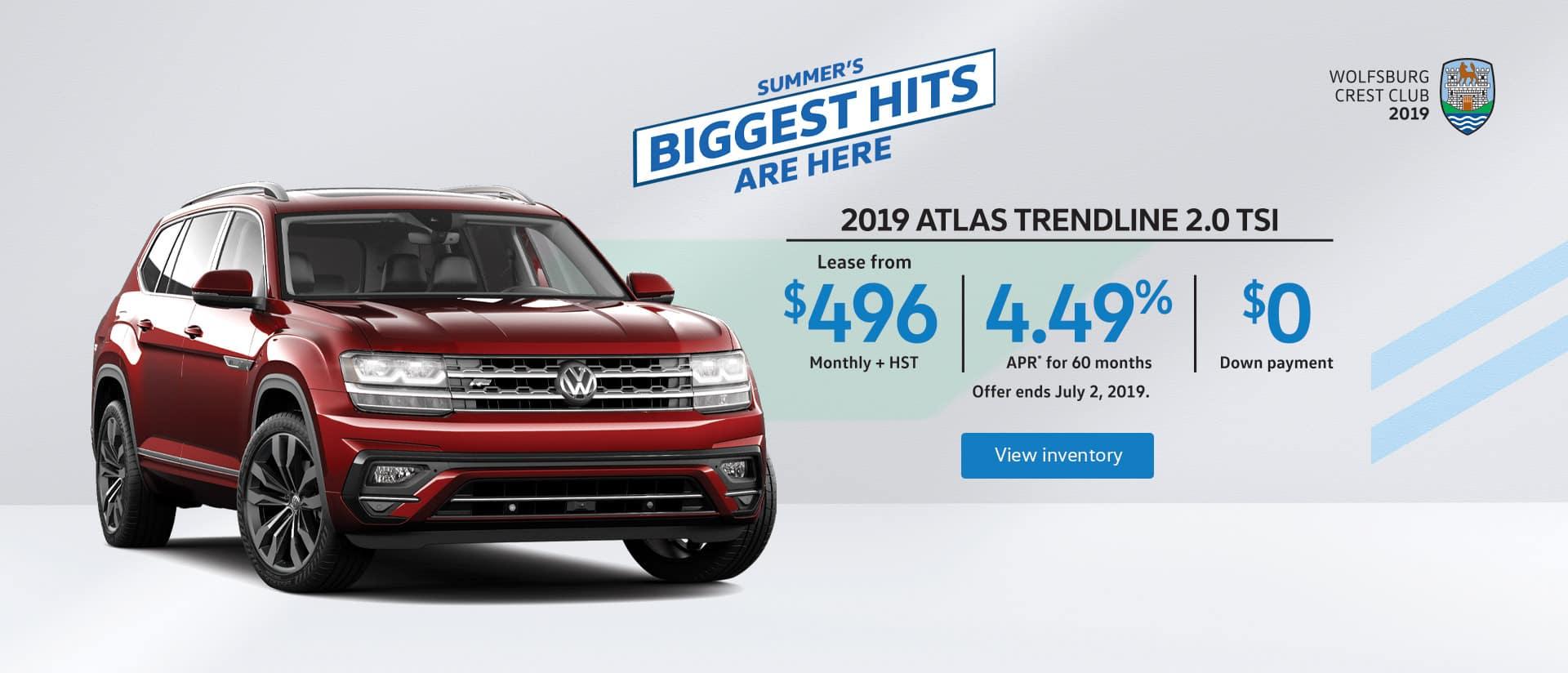 Volkswagen Atlas Pfaff Newmarket