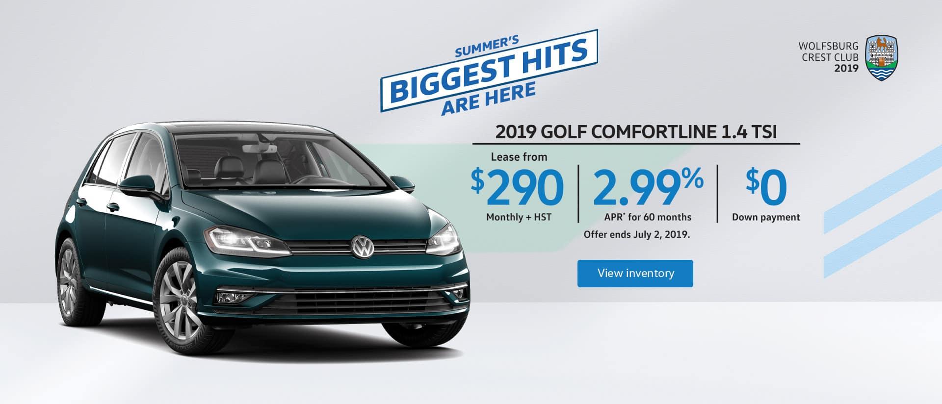 Volkswagen Golf Newmarket Pfaff