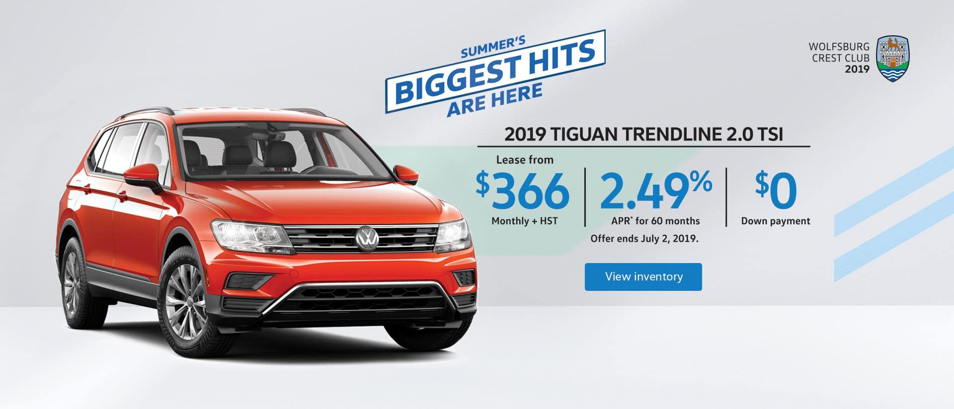 Volkswagen Tiguan Pfaff Newmarket
