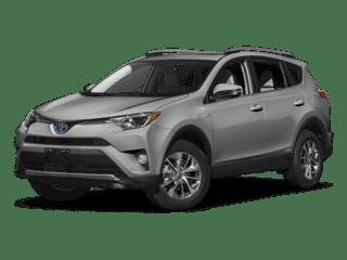 2018-Toyota-RAV4 Hybrid