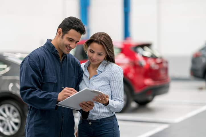 Service your car at Pitts Toyota
