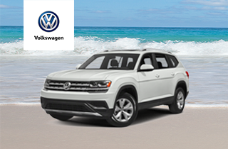 2018 Volkswagen <br>Atlas SE</br>