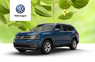 2018 Volkswagen <br>Atlas SE TECH</br>