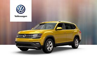 2018 Volkswagen <br>Atlas SE w/Technology</br>