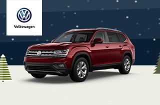 2019 Volkswagen <br>Atlas SE AWD</br>
