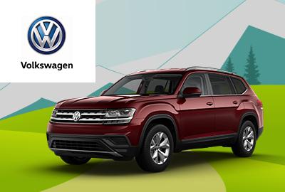 2019 Volkswagen <br>Atlas S AWD</br>