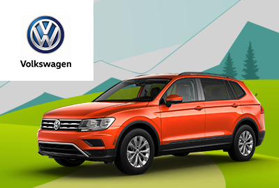 2019 Volkswagen Tiguan S 4 Motion