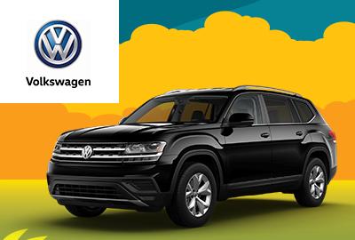 New 2019 Volkswagen Atlas S AWD